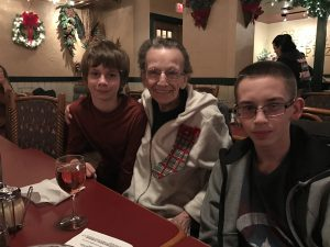 Granny and the Grandkids