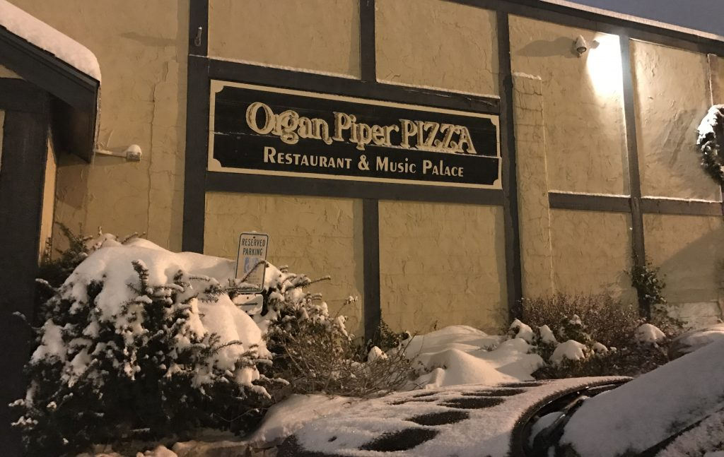 Organ Piper Pizza